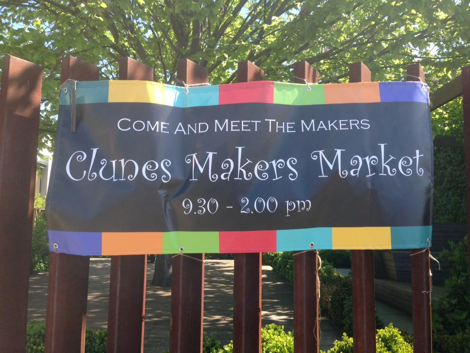 Clunes Makers Market
